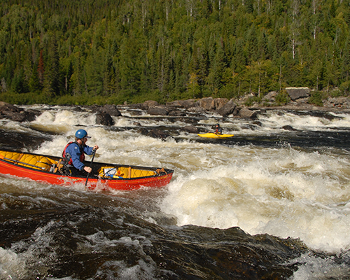 Expeditions for Intermediate Kayak and OC-1 Paddlers