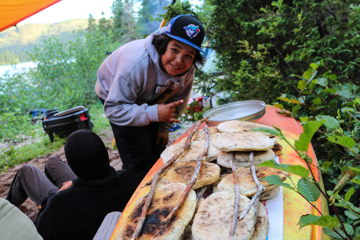 Magpie experiential Learning whitewater expeditions and outdoor education wilderness trips with Boreal River
