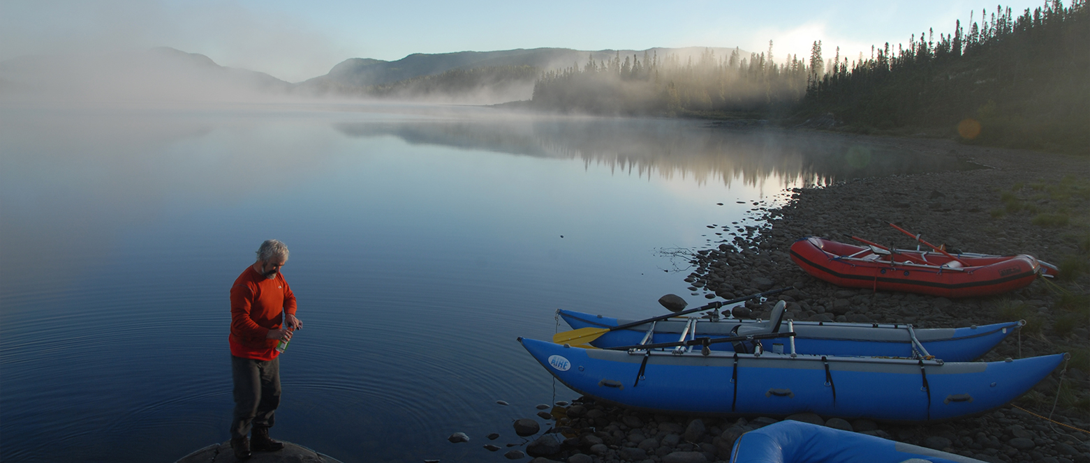 Boreal River