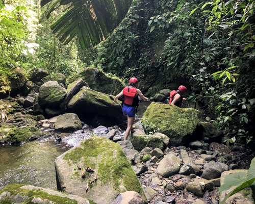 Costa Rica Packrafting