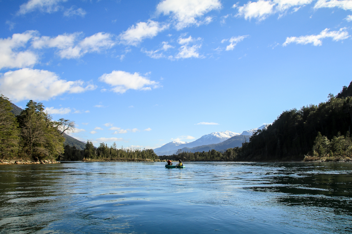 Patagonia Packrafting Adventure Tour
