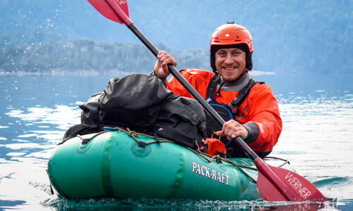 Patagonia Kayaking Adventure Tour - Argentina and Chile