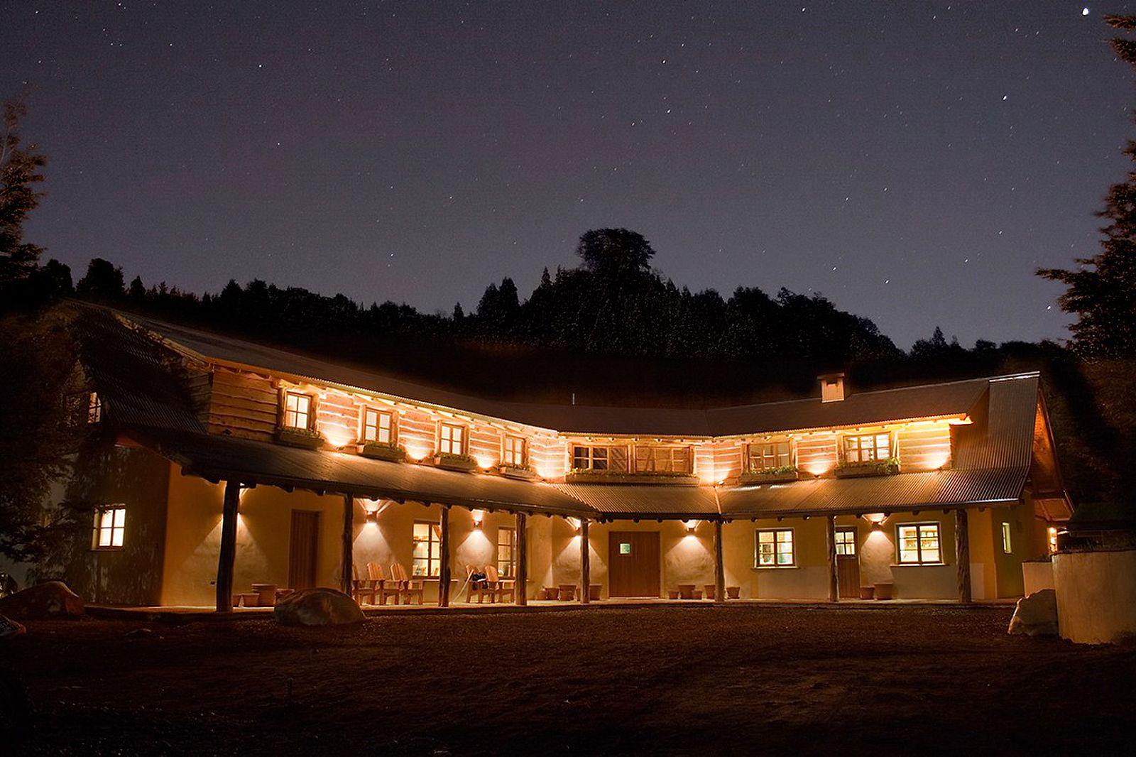 La Conluencia Lodge in Patagonia, Argentina