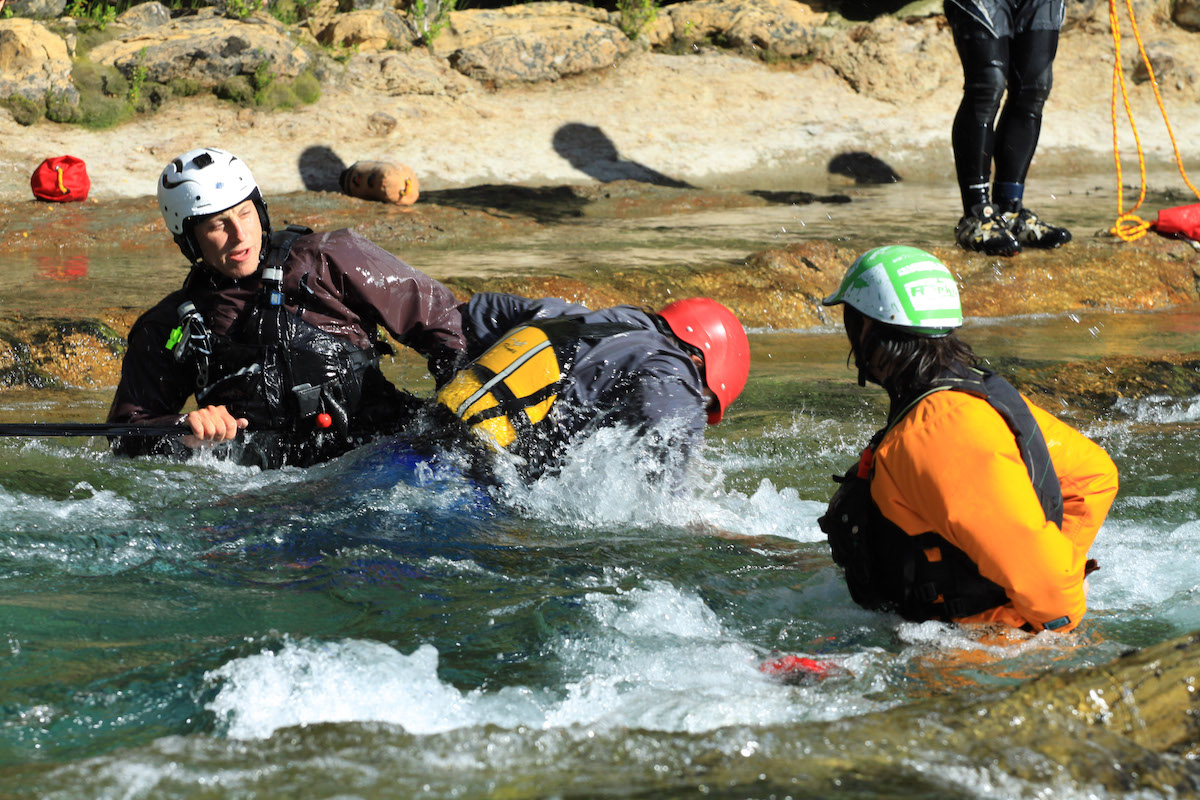 Patagonia Whitewater Skills Training
