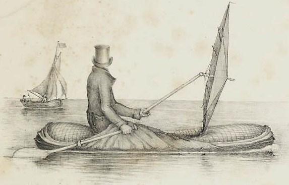 history of packrafting