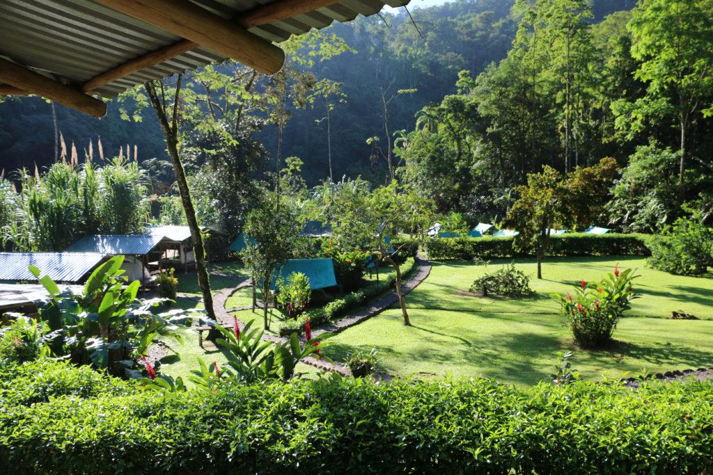 El Nido del Tigre Eco Camp, Pacuare River, Costa Rica