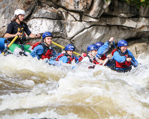 Gatineau Rafting Expedition