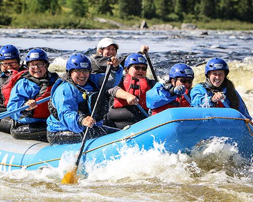 Magpie River Adventure