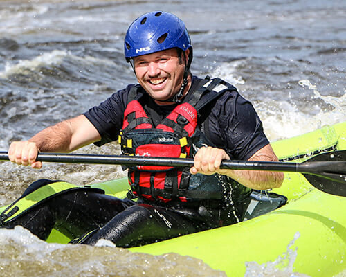 Magpie Packraft Expedition